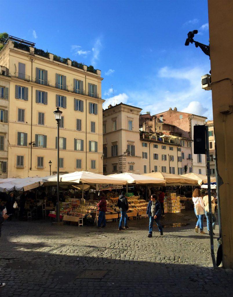 Campo de' Fiori Roma