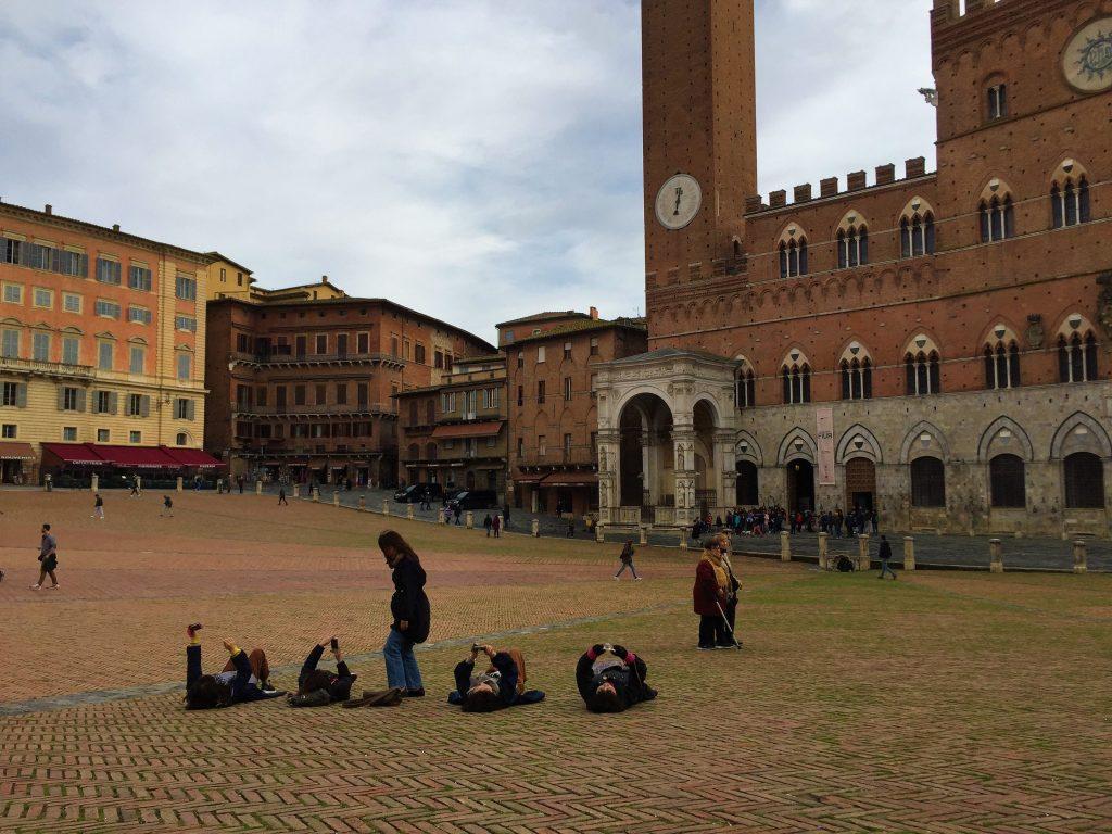 Piazza del Campo a Siena