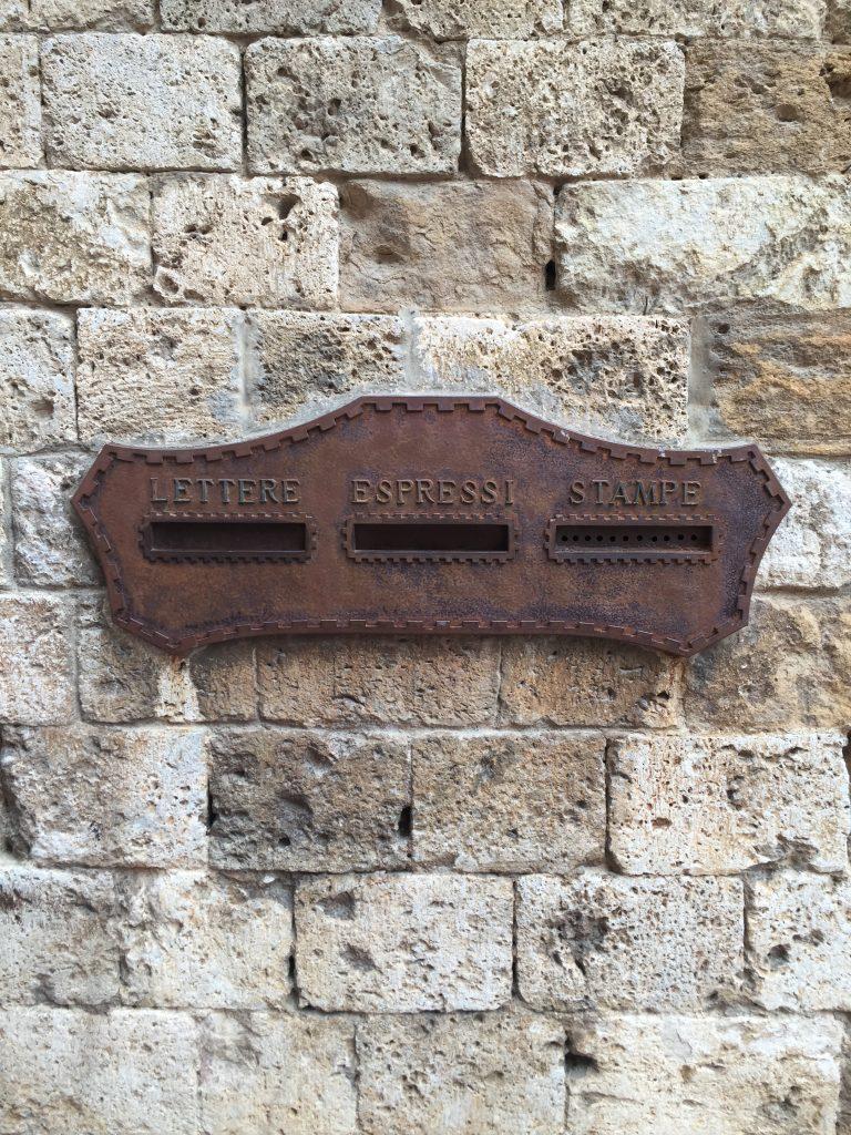Vicoli San Gimignano