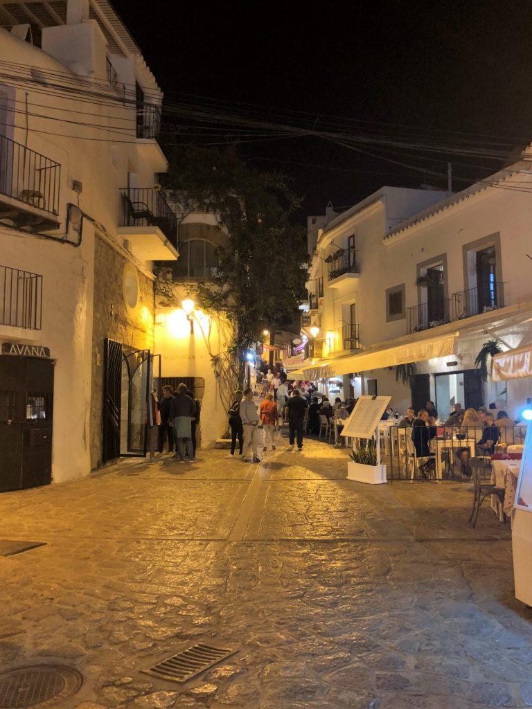 Ibiza città: locali