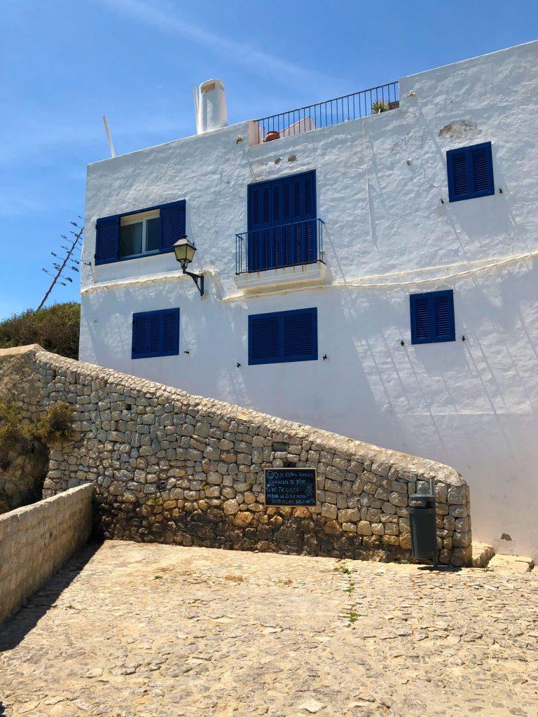 Porto di Ibiza città