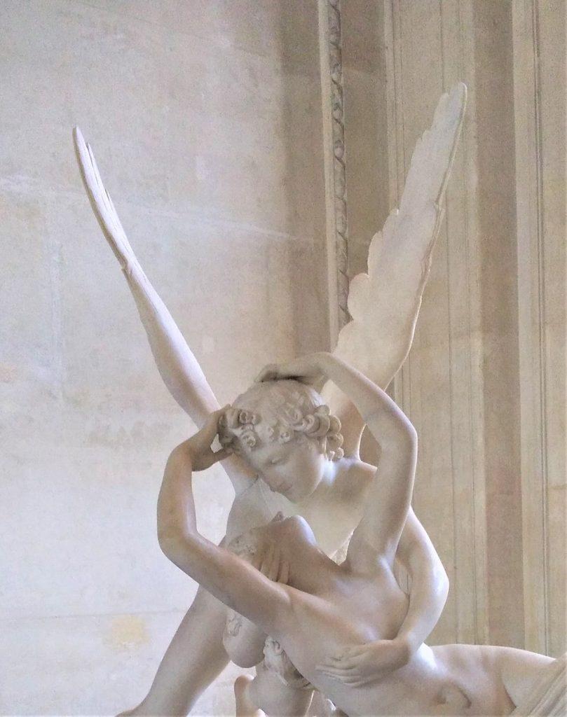Canova: Amore e Psiche al Louvre