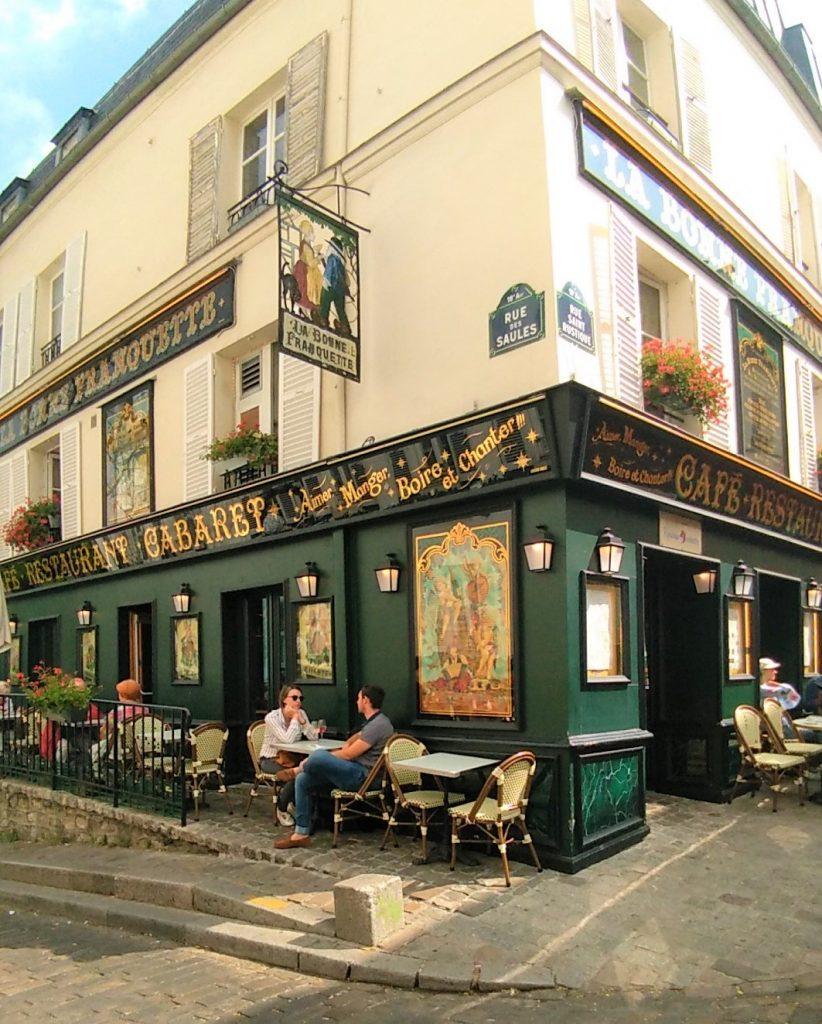 Montmartre a Parigi