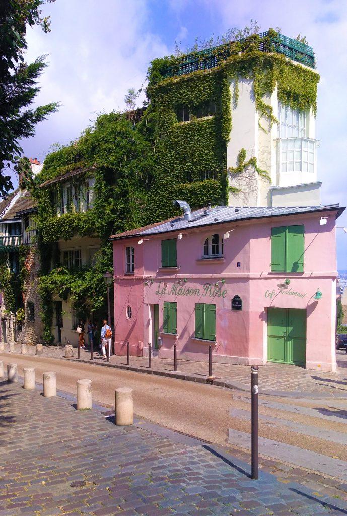 Parigi: la Maison Rose