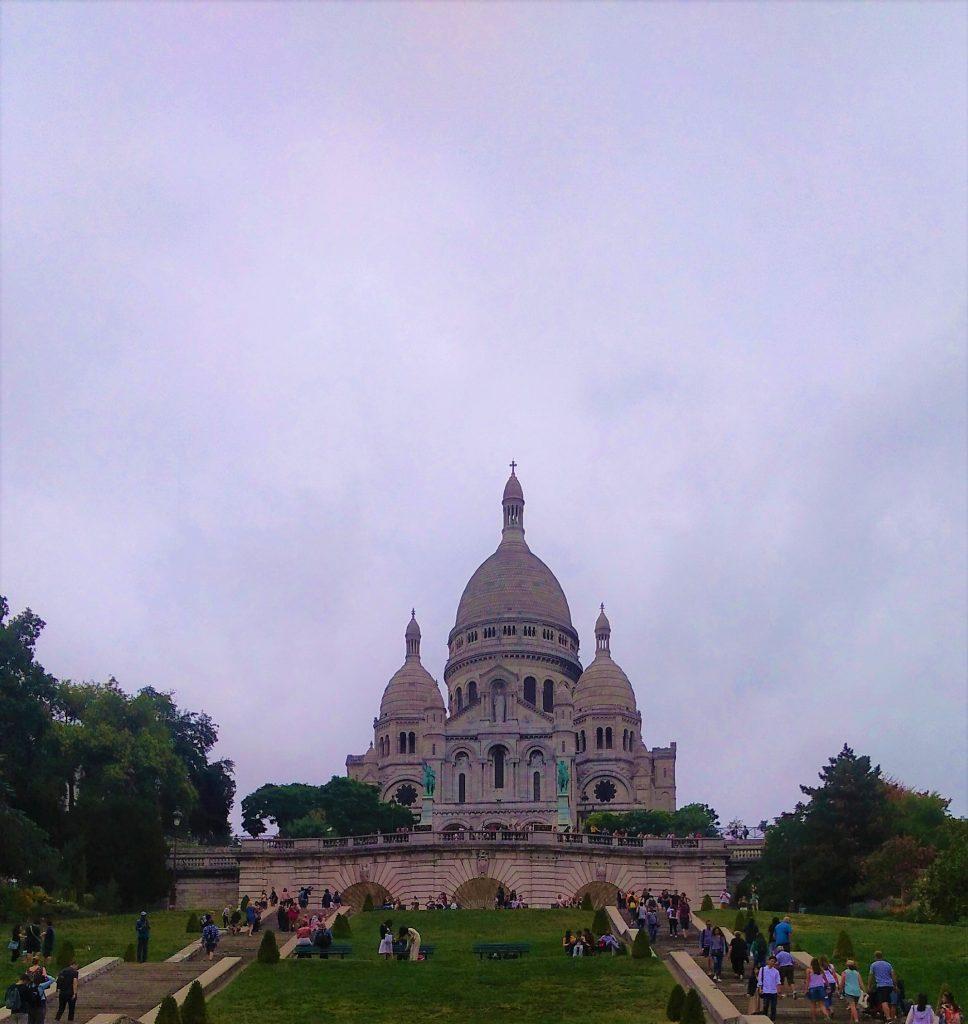 Parigi: e Sacre Coeur