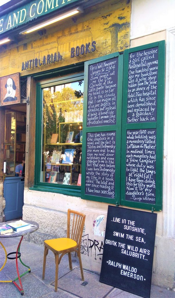 Libreria Shakespeare & Co