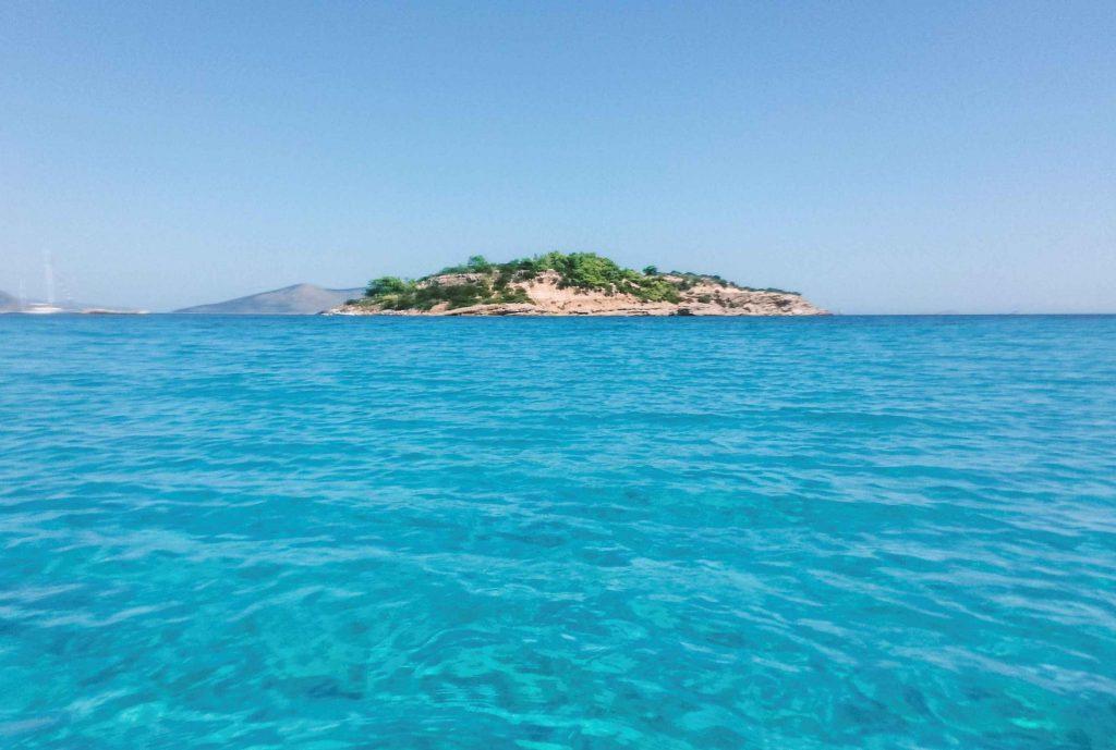 Isola di Counopi, vicino Porto Heli