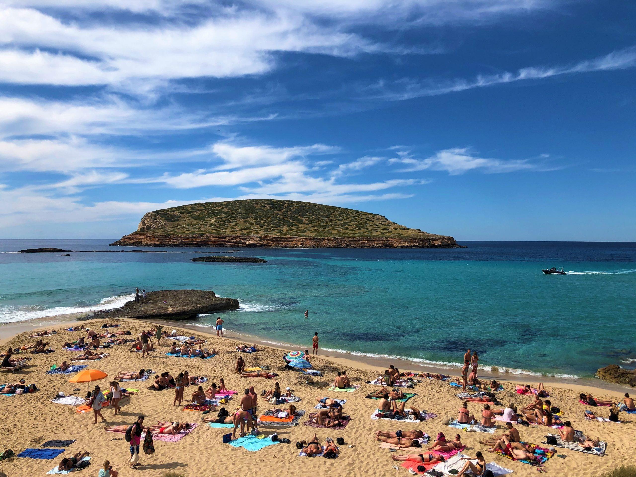 Cala Comte, spiagge di Ibiza