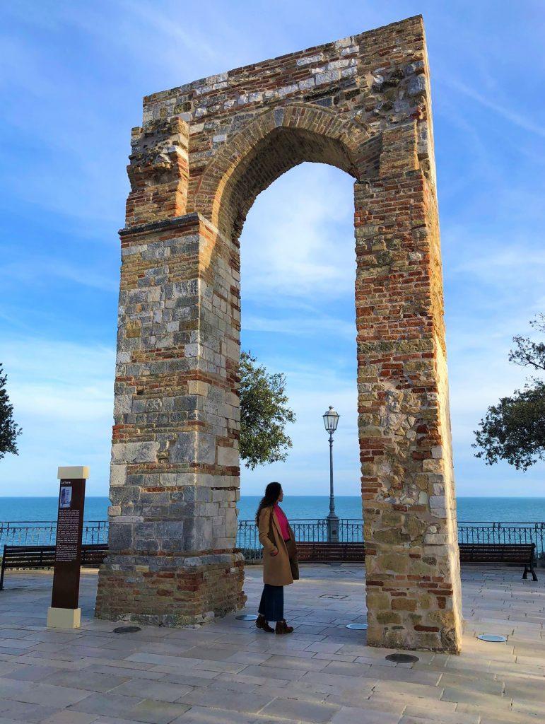 La Torre di Numana, Riviera del Conero