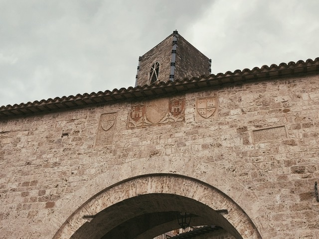 Ponte Solestà ad Ascoli Piceno