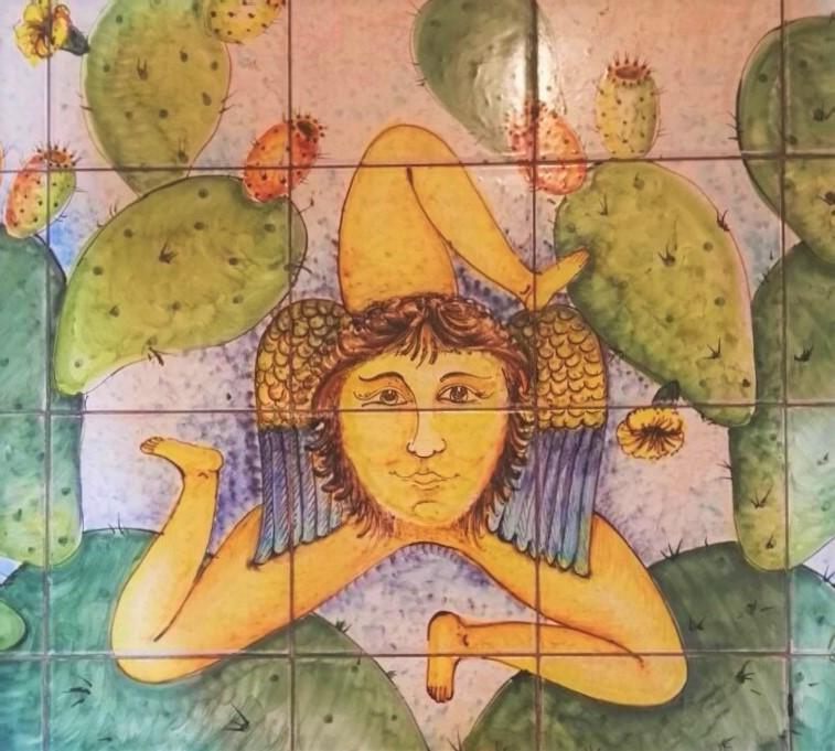 Trinacria simbolo della Sicilia