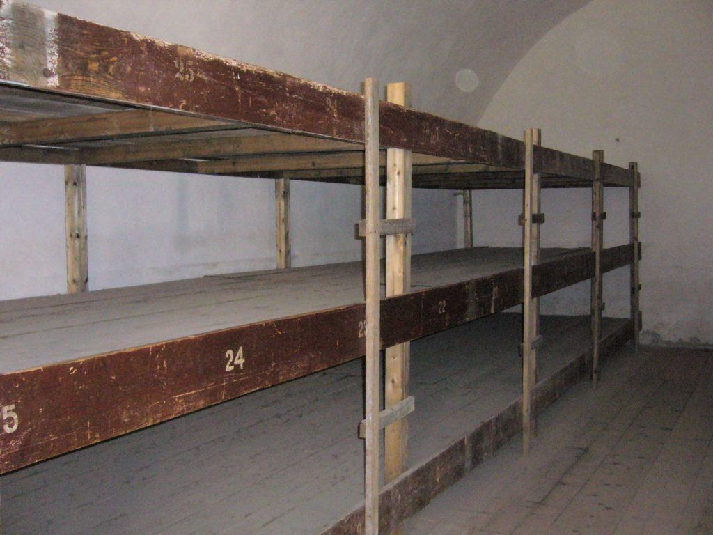 Terezin, campo di concentramento: dormitori