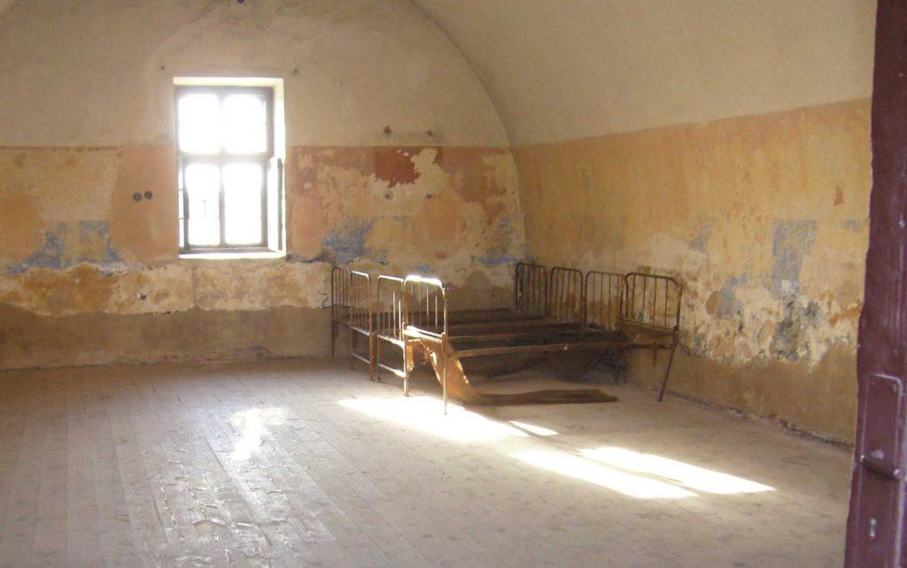 Campo di concentramento di Terezin: stanze