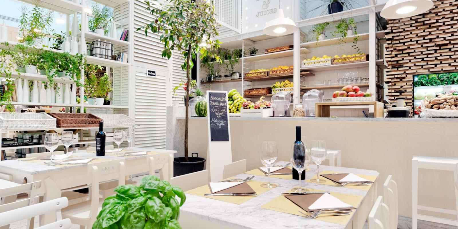 ristoranti di design roma: ginger