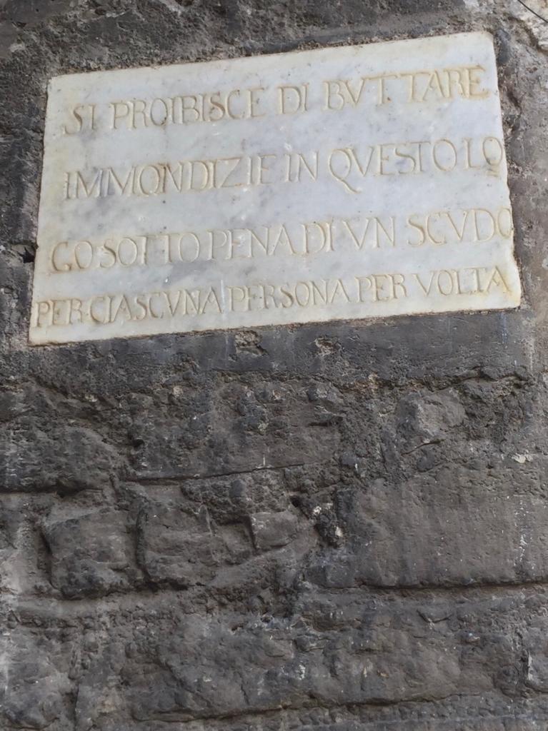 iscrizione romana