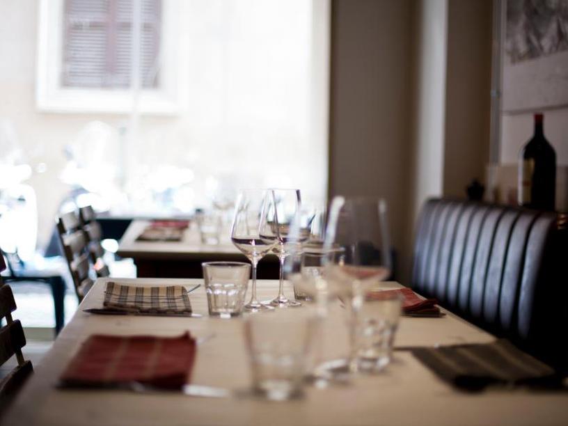 interni dilla ristorante