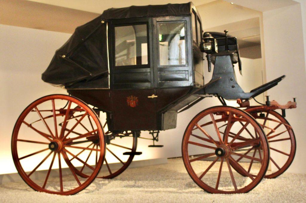 cosa vedere a macerata: museo della carrozza