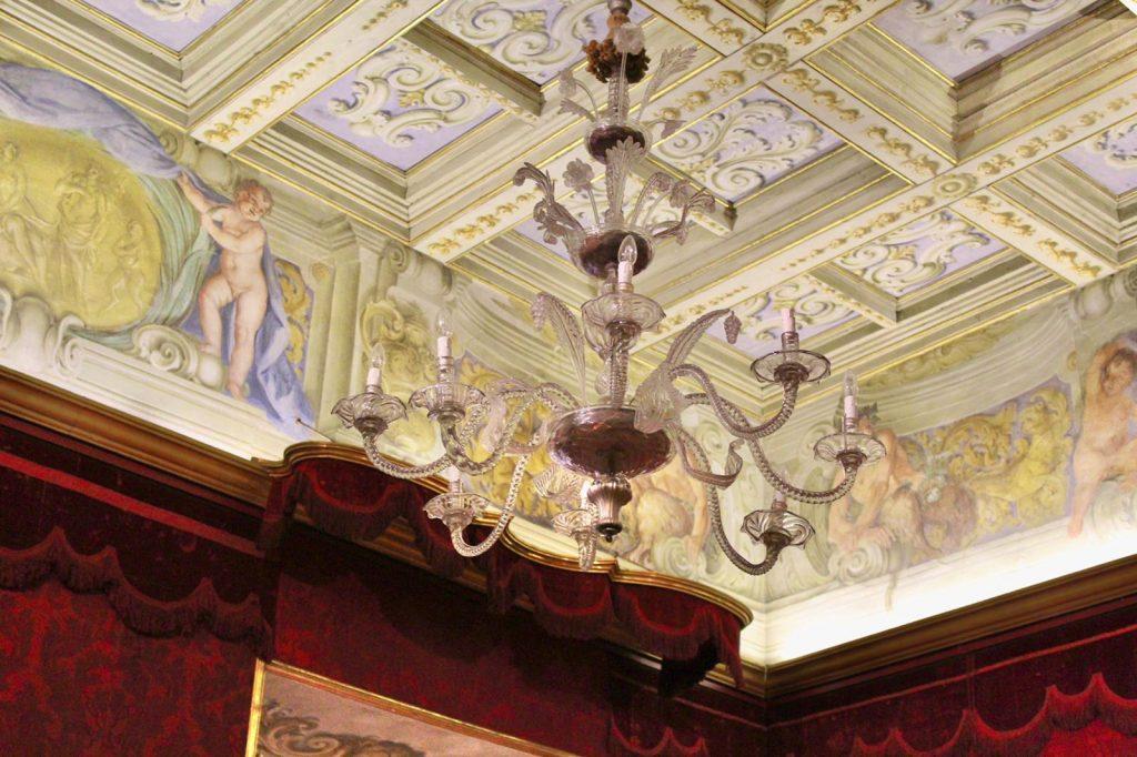 affreschi palazzo buonaccorsi