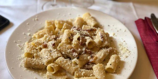 pasta alla gricia roma