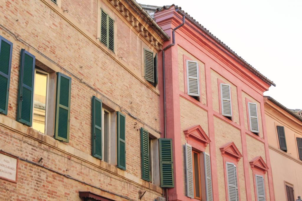 edifici storici di treia