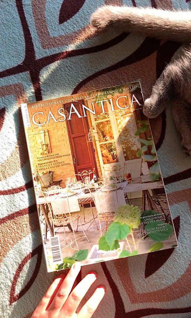 rivista Casantica