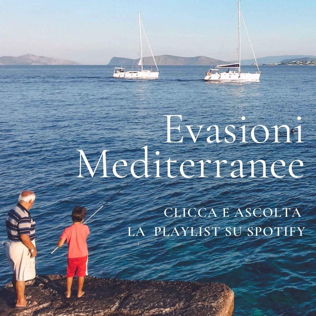 copertina playlist mediterraneo