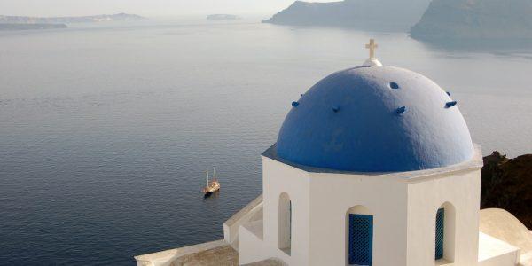 vista sul mediterraneo Grecia