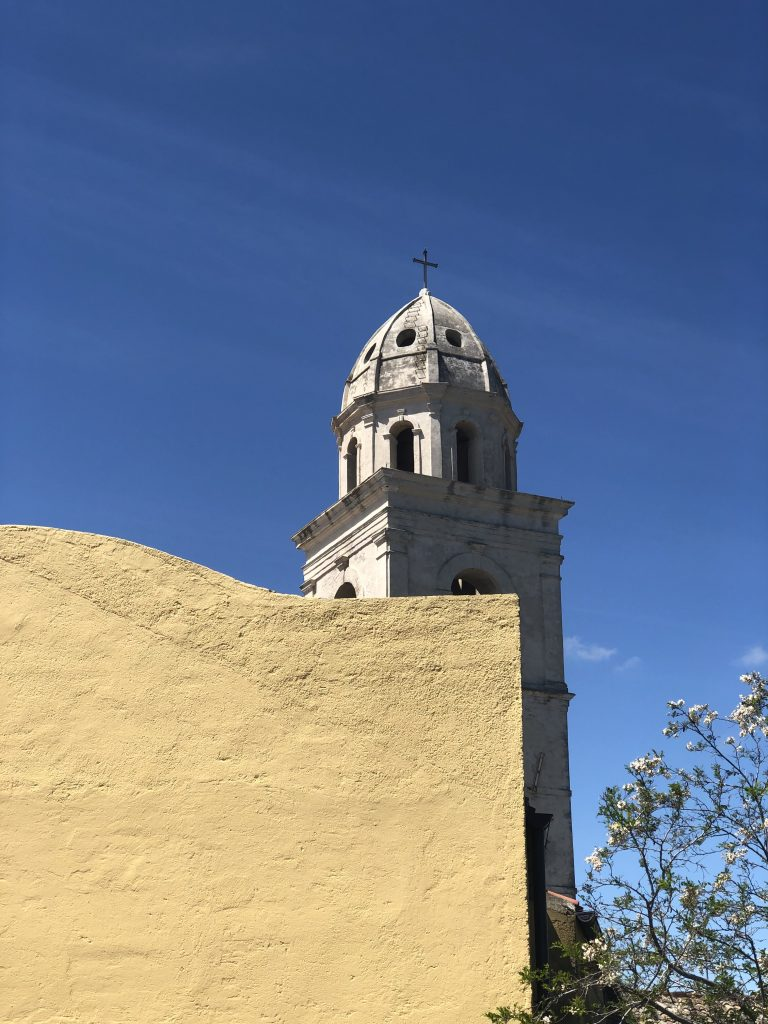 chiesa san Nicola Sirolo
