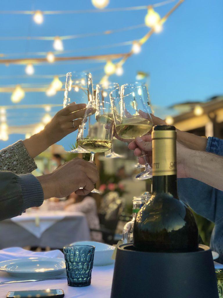 balneare Antonio ristorante nelle marche riviera Conero
