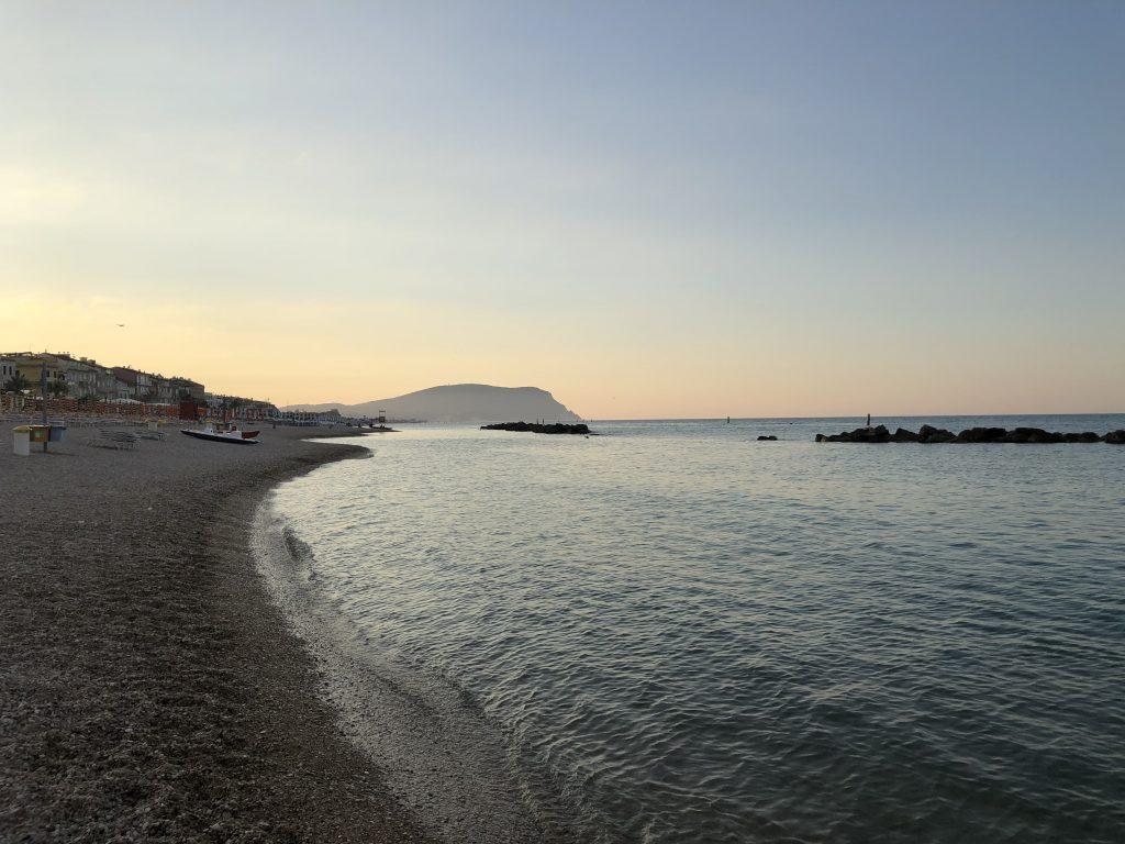 panorama Sirolo Monte Conero